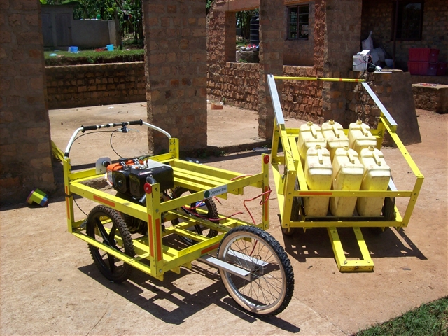 power cart / water cart